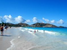 Orient Beach, St. Martin - We did not realize that this was a 'clothing optional' beach with most opting 'not' until we got here! I have definitely gotten many laughs out of this day at the beach!!!
