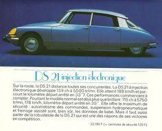 1970 Citroen | ^ 297° https://de.pinterest.com/designflashback/vintage-cars/