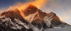 Lhotse (by Ivan Kozorezov), via 500px