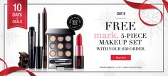 Avon Day 8 of 10 Days of Deals:  Free mark. 5-Piece Makeup Set