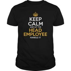 (Tshirt Fashion) Awesome Tee For Head Employee [TShirt 2016] Hoodies, Funny Tee Shirts