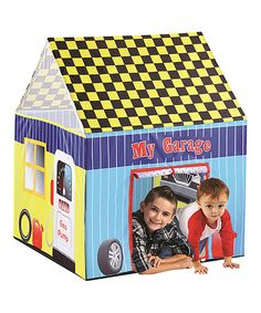 Look at this My Garage Tent on #zulily today!