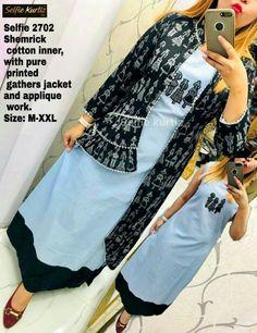 Trendy Kurti, Latest Kurti, Indian Fashion Trends, Kurti Collection, Designer Dresses, Designer Kurtis, Salwar Suits, Skirt Fashion, Beautiful Dresses
