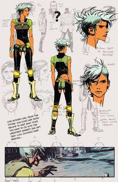 THE WAKE by Sean Murphy ✤ || CHARACTER DESIGN REFERENCES | キャラクターデザイン | çizgi film • Find more at https://www.facebook.com/CharacterDesignReferences http://www.pinterest.com/characterdesigh if you're looking for: bandes dessinées, dessin animé #animation #banda #desenhada #toons #manga #BD #historieta #sketch #how #to #draw #strip #fumetto #settei #fumetti #manhwa #anime #cartoni #animati #comics #cartoon || ✤