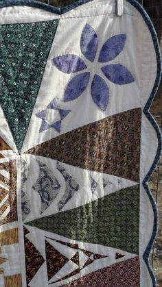 Humble Quilts: Drum Roll...please...