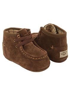 Baby UGG boots > boys. These will keep tiny toes nice and toasty!
