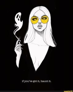 Isabelle Staub is an artist and illustrator who specializes in portraiture. Arte Dope, Dope Art, Cartoon Kunst, Cartoon Art, Art And Illustration, Dope Kunst, Smoke Drawing, Ghost Drawing, Stoner Art