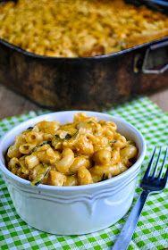 VeganSandra - tasty, cheap and easy vegan recipes by Sandra Vungi: Cheesy baked mac and zucchini