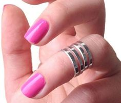 Double Knuckle Rings