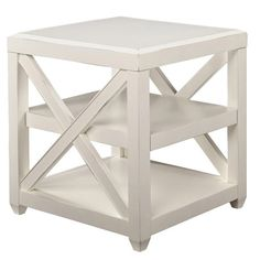 I pinned this Hammary Transitions End Table from the Christina Murphy Interiors event at Joss and Main!