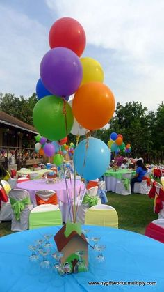 UP Movie Birthday Party Ideas | Photo 3 of 29