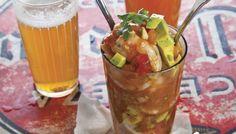 Mexican Shrimp Cocktail   The Splendid Table