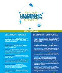 Ketchum Leadership Communication Monitor