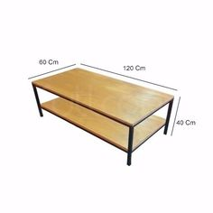 iron table industrial wood iron living sofa c / shelf .