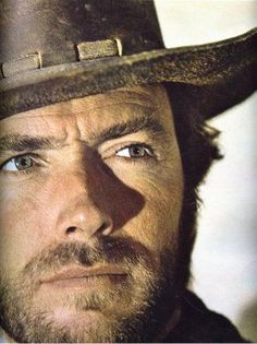 """Clint Eastwood"" Winkles & all- HANDSOME! This was his prime ♥processed in my brain!"