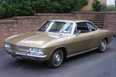 Chevrolet Corvair Monza Coupe