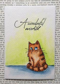 MadeByCHook: Wonderful world