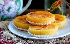 QUEIJADINHAS DE LARANJA - http://www.sobremesasdeportugal.pt/queijadinhas-de-laranja/