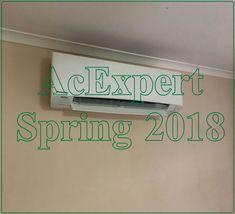 AC Expert Installation of Panasonic split system air conditioning system in Cornubia Brisbane 2018