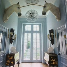 Unicorn Taxidermy...freaking awesome!