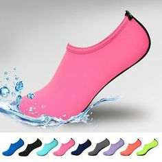 2e43a8ad6500 Quick Dry Aqua Socks Water Shoes to save our whiny feet at the beach