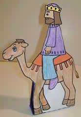 cute nativity craft ideas
