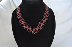 European 4 in 1 Necklace Variation  Black and by StormcrowDesigns, $25.00