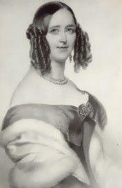 Princess Emma of Anhalt-Bernburg-Schaumburg-Hoym(1802-1858)Princess of Waldeck and Pyrmont.Spouse George II, Prince of Waldeck and Pyrmont