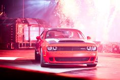 Dodge Demon Orders Begin Wednesday | News | Cars.com