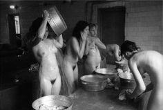 Jane Evelyn Atwood, Ryazan, Russie, 1990