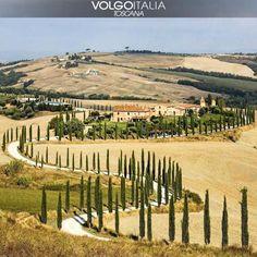 Toscana: #Val #d'Orcia #(SI) Foto di  @carne81  #valdorci... (volgotoscana) (link: http://ift.tt/2brzWKO )