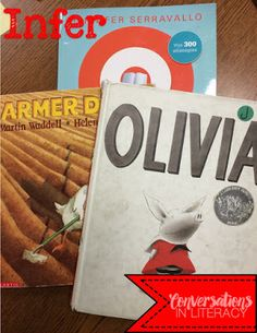 Books for Teaching Students How to Infer