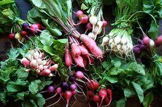 Radishes on Food52