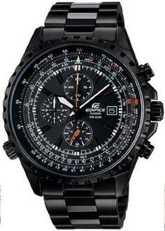 Casio Men's Watch EF527BK-1
