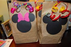 Custom Made Mickey Minnie Mouse Clubhouse Birthday by CayennePaper, $10.00