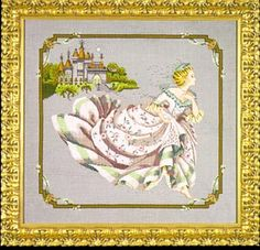 Romantic Ink Orchid Flower Cross Stitch Kit Chinese Style 11ct Print Cotton Silk Thread Embroidery Cross-stitch Diy Handmade Needlework Arts,crafts & Sewing Home & Garden