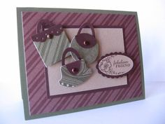 purses by lhs43 - Cards and Paper Crafts at Splitcoaststampers