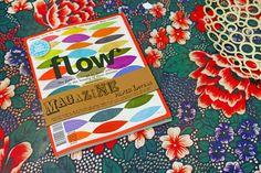 Flow magazine — UPPERCASE Wonderfully creative magazine