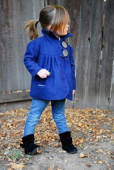 DIY Clothes Refashion: DIY The Wool Coat