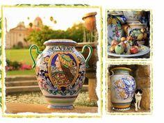 Italian Ceramics & Tuscan Pottery