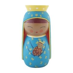 Our Lady of Czestochowa Shining Light Doll | The Catholic Company