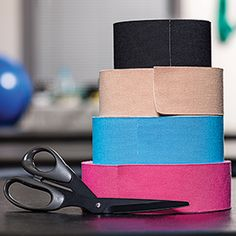 Supporting Young Muscles: Elastic therapeutic tape is trickling into pediatric physical therapy. http://physical-therapy.advanceweb.com/Features/Articles/Supporting-Young-Muscles.aspx