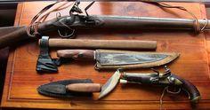 A Woodsrunner's Diary: Blades & Gun Update.