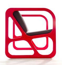 Obivan Modern Armchair by Naif Design | HomeDSGN
