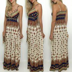 Vestido longo (R$14990). Compre pelo site http://ift.tt/PYA077.  Dúvidas ou informações pelo whats 47 9953-1716.  Agende sua visita em nosso showroom em Jaraguá do Sul!