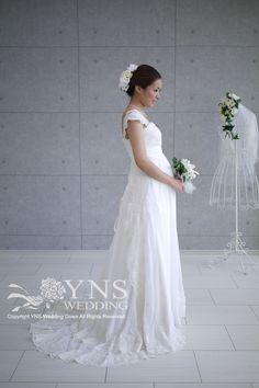 [MT-CT02]マタニティ|ウェディングドレスのYNS WEDDING