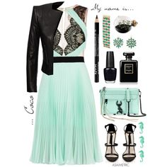 """""""My name is Coco"""" by julyjess on Polyvore"""