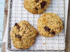 Kekse mit Haferkleie | Zeit: 40 Min. | http://eatsmarter.de/rezepte/kekse-mit-haferkleie