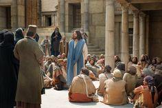 """Salmos Proverbios y Citas Bíblicas: Evangelio Comentado,  """"¿No está escrito en la Ley:..."""