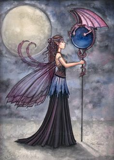 Molly Harrison Fairies, Unicorns and Dragons